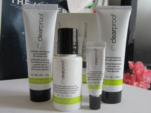 REVIEW: MARY KAY'S CLEAR PROOF ACNE SYSTEM