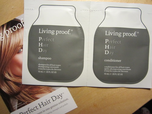 living proof phd perfect hair day review
