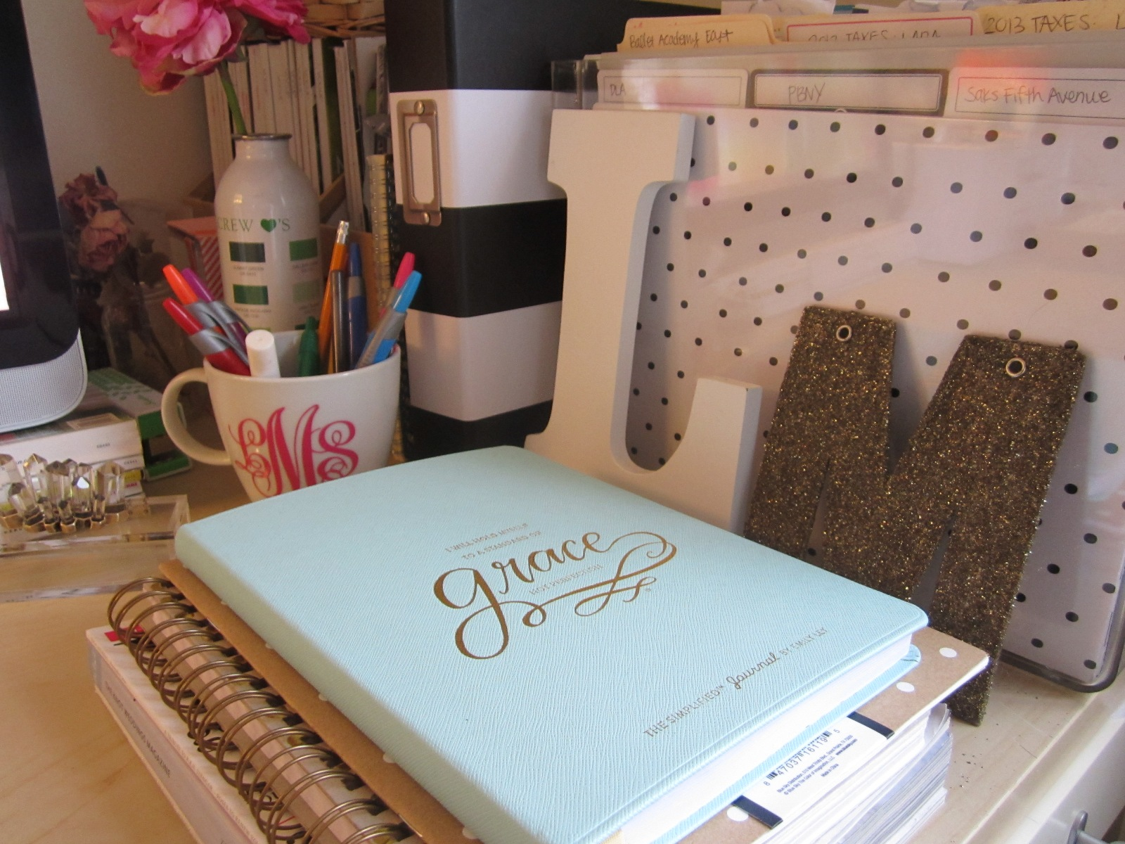 simplified journal by emily ley