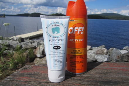 TotLogic Organic Sunscreen Lakeside essentials (7)