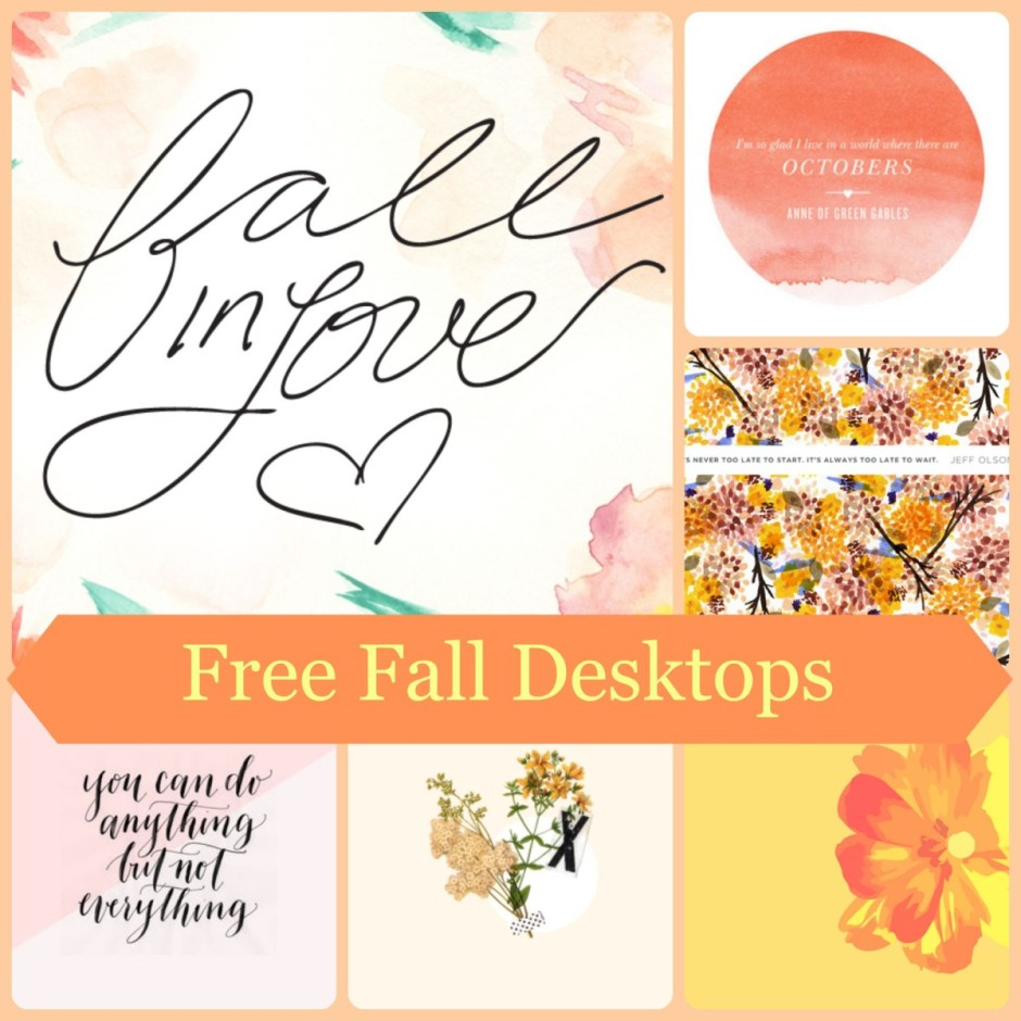Free Fall Desktops 2015