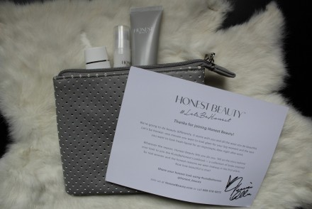 Honest Beauty Trial Review