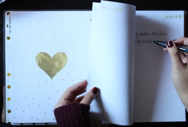 happy planner create 365 review