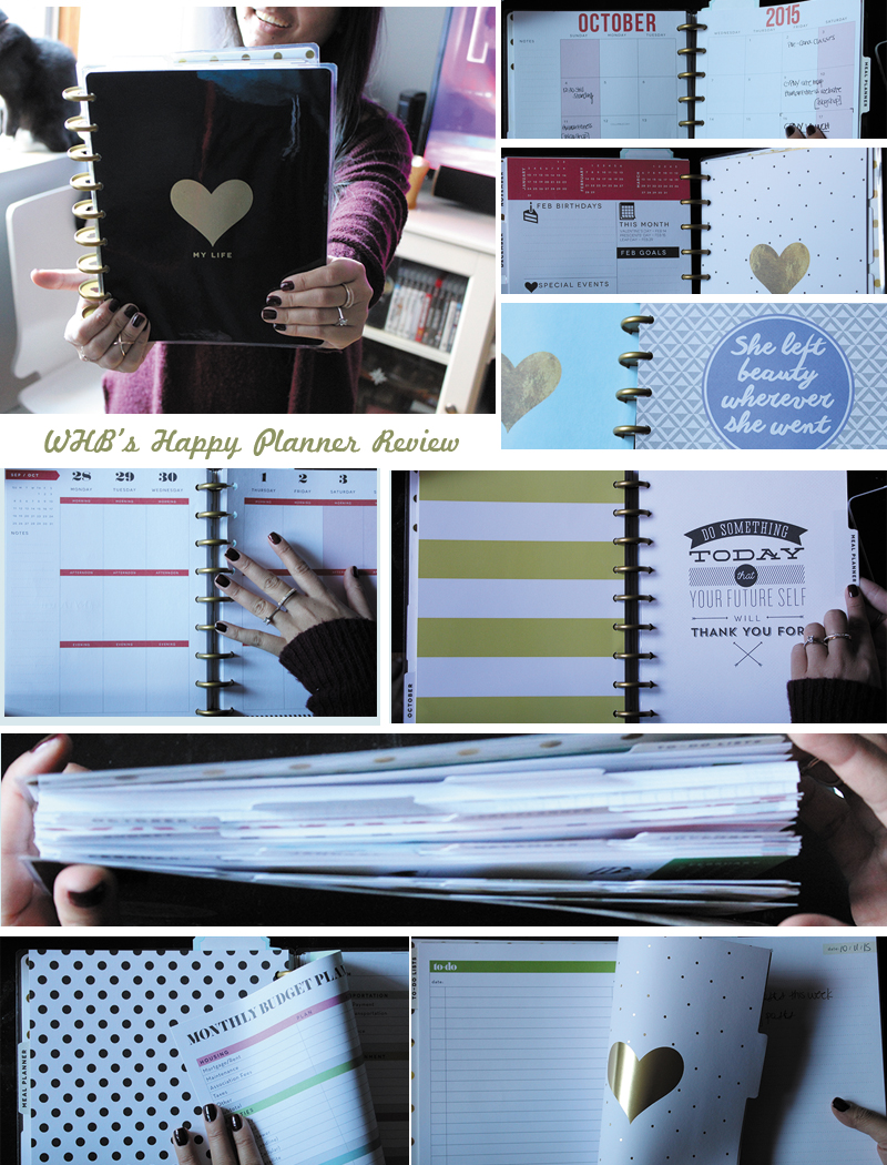 happy planner review create 365