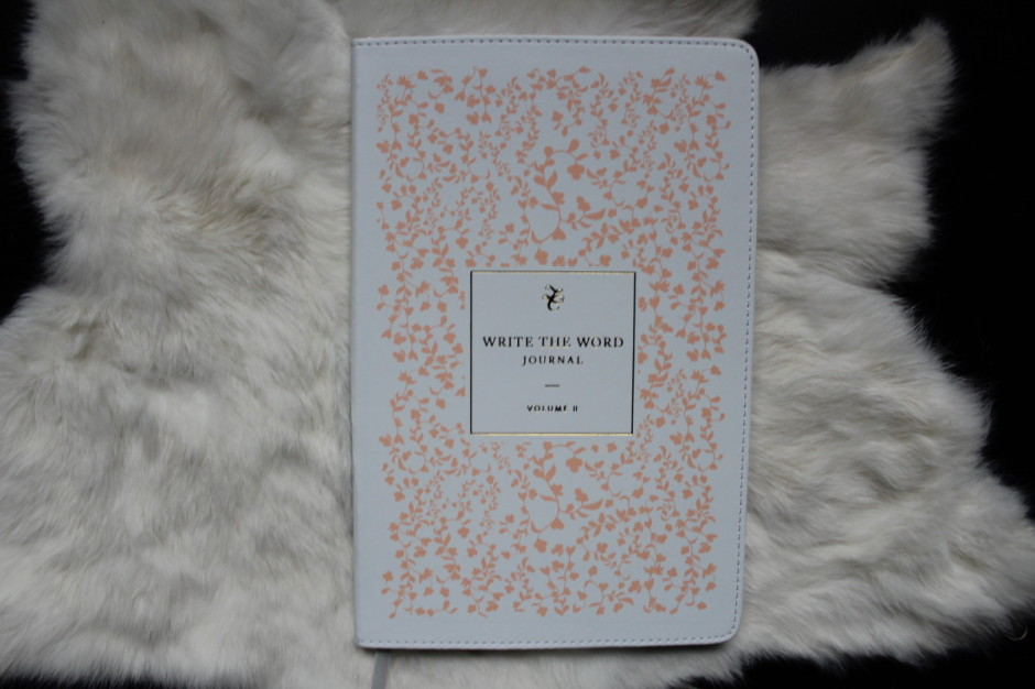 write the word journal volume 2 by lara casey review weheartbeauty