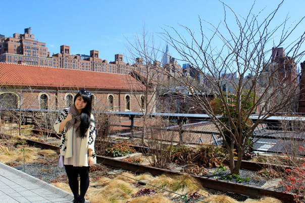 the high line we heart beauty nyc guide