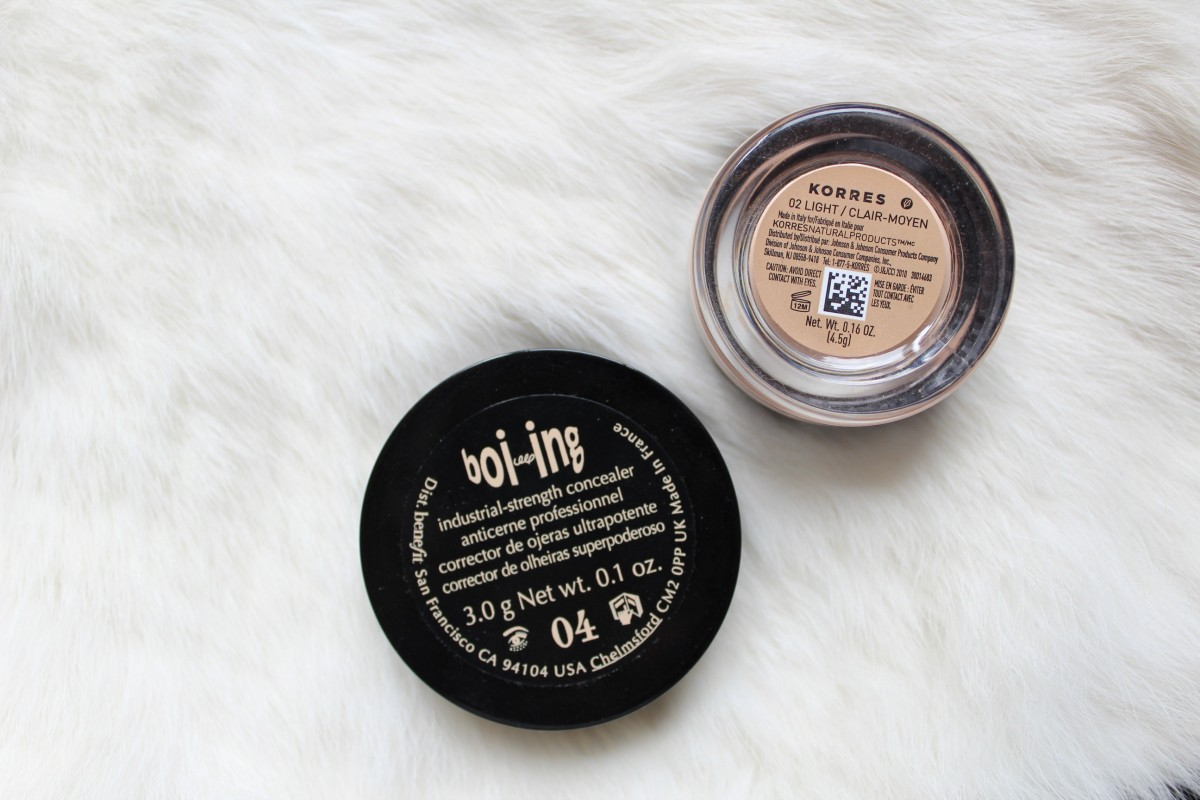 concealer review for acne prone skin on weheartbeauty.com